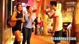 Kissing Prank Fing